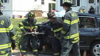 Maywood,nj Fire Department Mva/Extrication