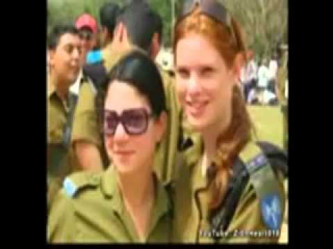 Female Israeli Soldiers Possing Hot and Sexy On Facebook ...