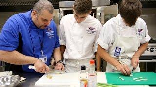 Culinary Arts at Fivay High School