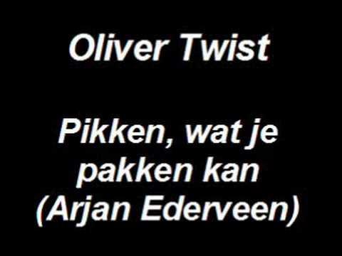 Oliver Twist - Pikken wat je pakken kan - Nederland -Musical