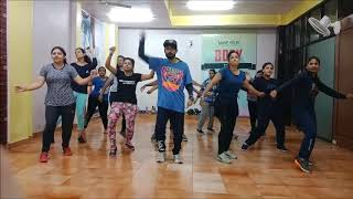 Kamariya 🔥 |  Bollywood Zumba Fitness🔥 | Stree | Rajkumar Rao | Dance Cover by Kshitij Chopra