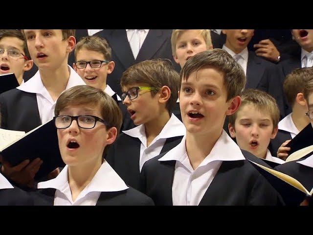 Dresdner Kreuzchor: Jauchzet, frohlocket! | MDR um 2 (11.12.2018)