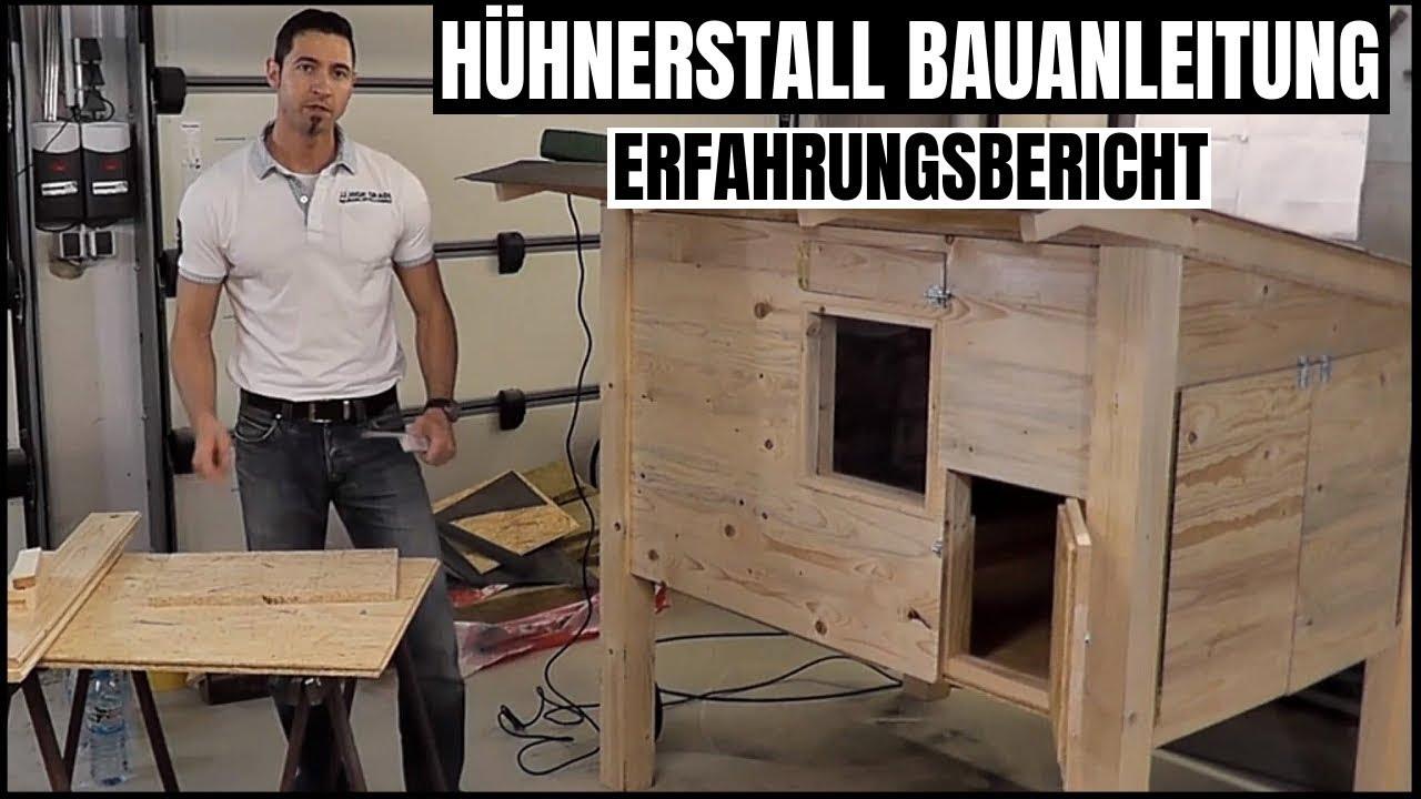 Hühnerstall Bauanleitung Pdf Kostenlos