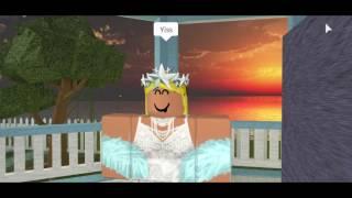 ILY 2 BBG//My Roblox Wedding