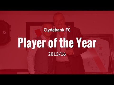 Player of the Year Night  2015-2016