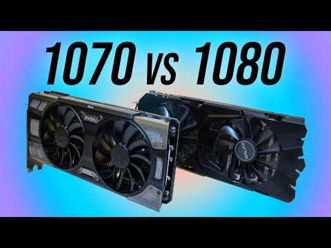 Nvidia GTX 1070 Vs 1080 - 2019 Benchmarks & Comparisons