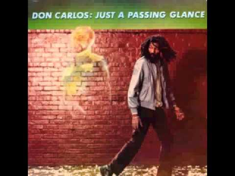 Don Carlos - I Just Can't Stop   /1984 (remastered)