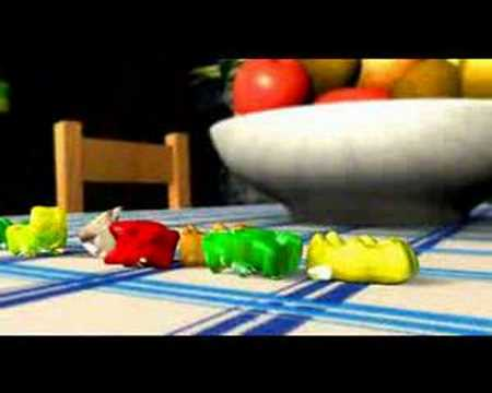 Haribo TV commercial