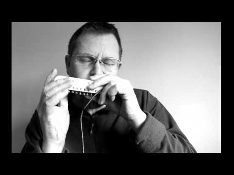 Django's NUAGES - DM48 Midi Harmonica - Brendan Power
