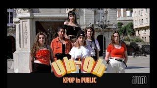 [AKC ft. Karen Ni][KPOP IN PUBLIC SPAIN] [1THEK] (G)I-DLE((여자)아이들) _ 'Uh-Oh' Dance Cover