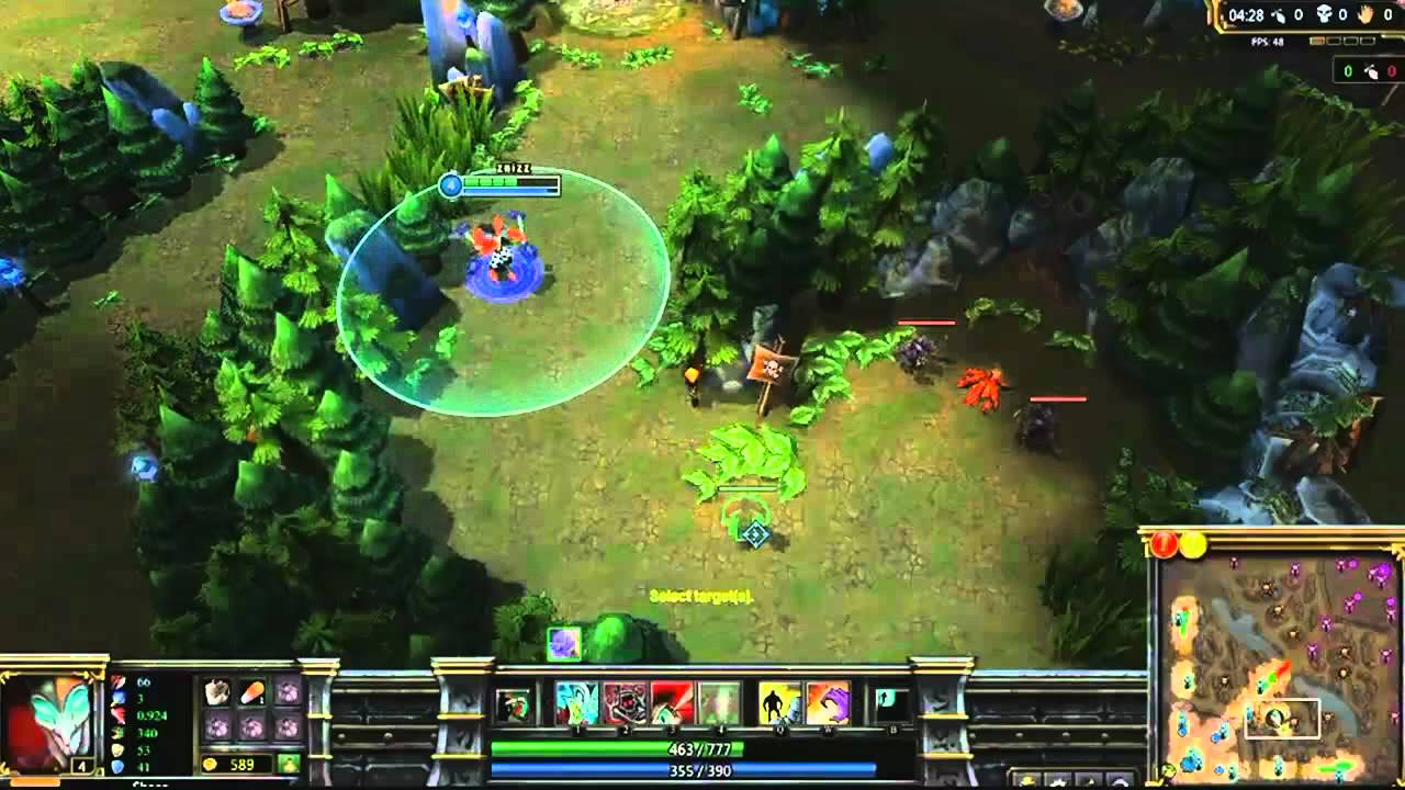 Shaco Build S7: League Of Legends-Shaco Jungle Guide