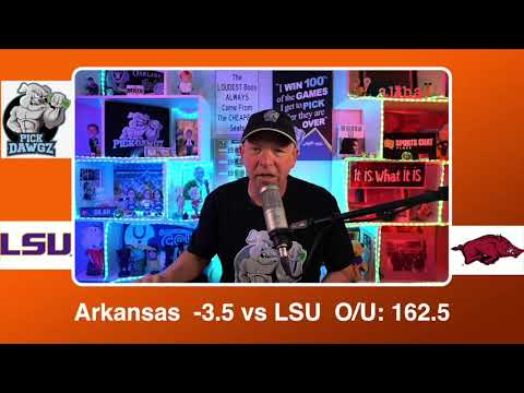 Arkansas vs LSU 3/13/21 Free College Basketball Pick and Prediction CBB Betting Tips