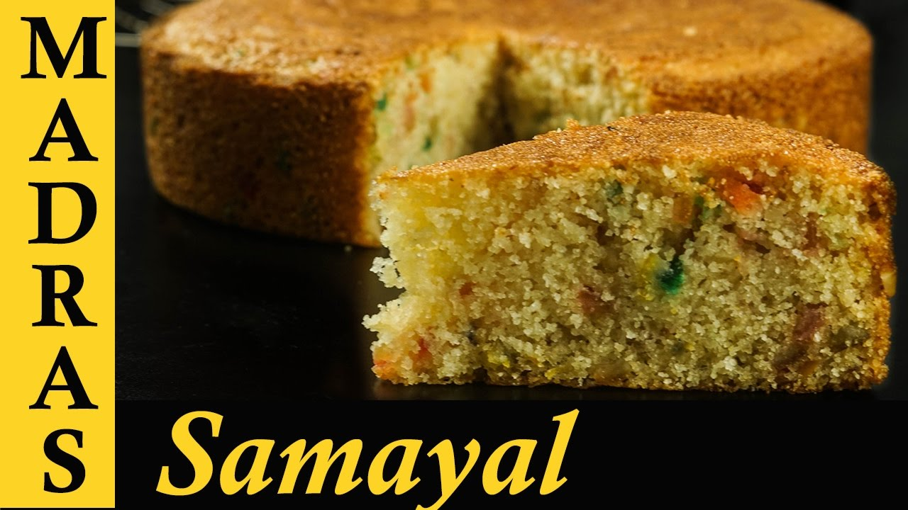 Youtube Tamil Cake Recipes