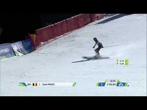 Sam wins 2 bronze medals at the World Junior Championships