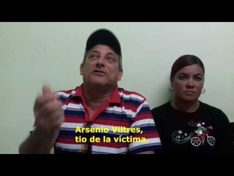 Horrendo asesinato en Santiago de Cuba
