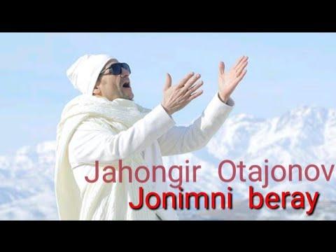Jahongir Otajonov - Jonimni beray deb nomlangan qo'shiq premyerasi muhlislar uchun 2019