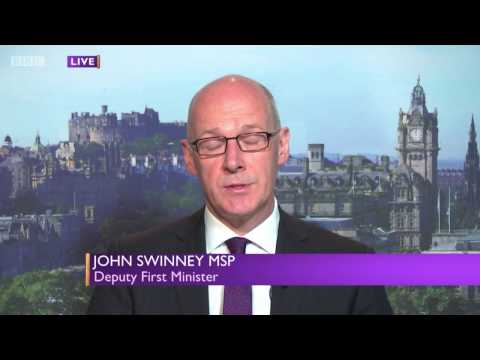 Daily Politics - SNP's Incoherent Hypocrisy regarding 'Fixed Term Parliament Act'