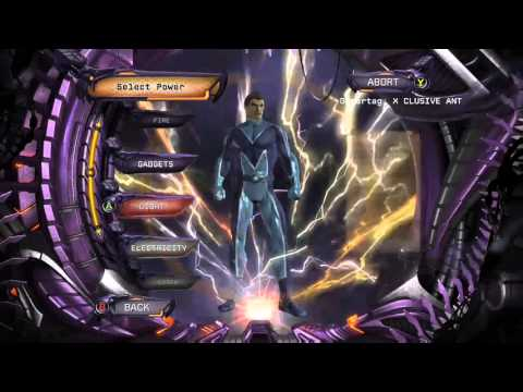 DC Universe Online Xbox One Gameplay #1
