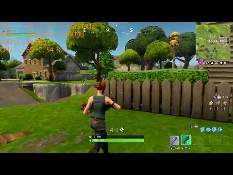 Play Fortnite on the Nvidia GT 1030, pc 1080p gameplay Intel i5 2400 SFF