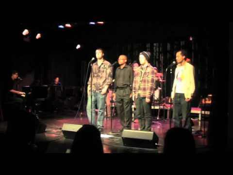 Gilbe & Columbia College Men's Chorus - She Said G...