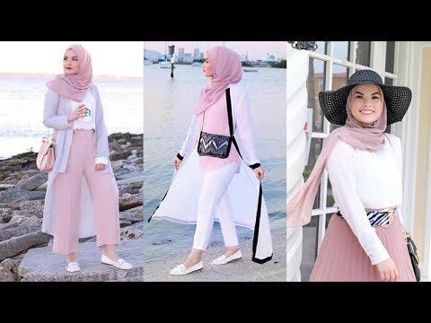هذه-أحدث-تنسيقات-صيف-2019-fashion-hijab