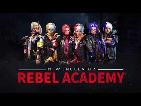 Incubator: Rebel Academy