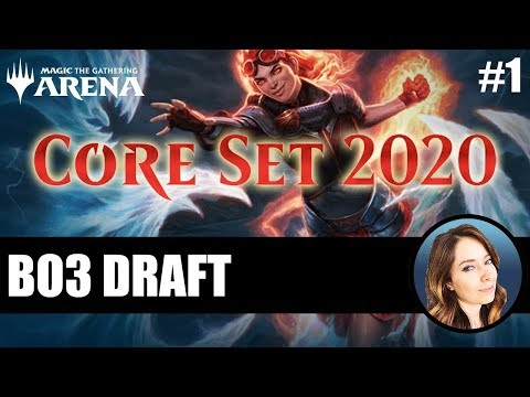 Core Set 2020 Draft #1 | MTG Arena (sponsored)
