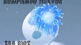 Gameplay----Egg Riott+ voz de Loquendo