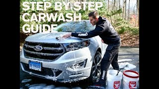 Best Techniques For Washing Your Car: ATA 104