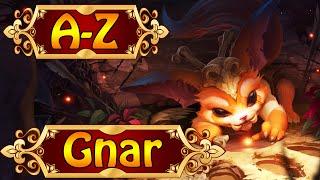 GNAR, Das fehlende Bindeglied - League of Legends A-Z