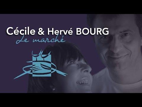 Bonnes Tables du Lot – Hervé & cécile BOURG – Le Marché