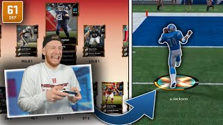 I used ALL BRONZE players on Defense in Madden 20! - Ultimate Team Gameplay
