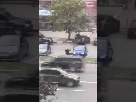 Перестрелка в Харькове