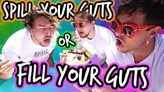 SPILL OR FILL YOUR GUTS! w/ Ricky Dillon