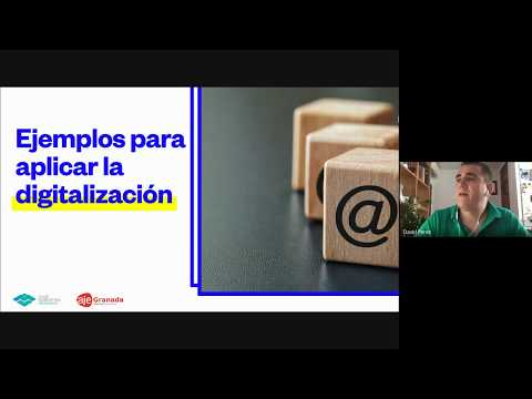 "Meet Marketing: ""Digitalización de servicios en tiempos de crisis"" by David Pérez"