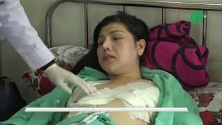 Hoại tử ngực, mù mắt vì biến chứng khi tiêm chất làm đầy | VTC14