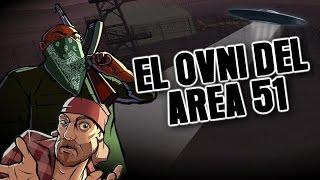 Gta Sa | El OVNI Del Area 51 (Loquendo)