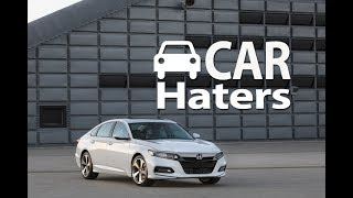 2018 Honda Accord Car Hater Review