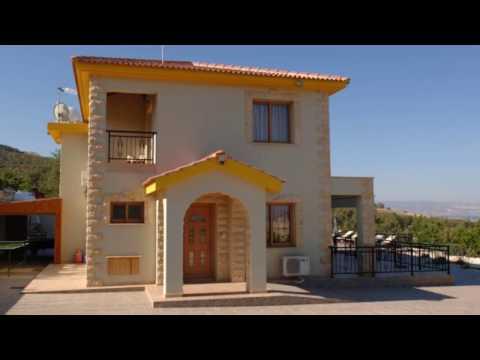 Villa Marilena-Sunset2 (wheelchair accessible), Argaka, Cyprus, Sauna, table-tennis and pool