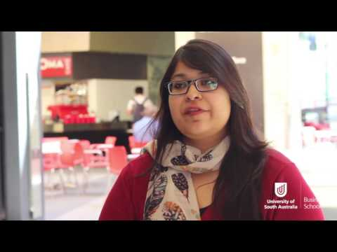 UniSA Business School - Bangladesh student - Monamee