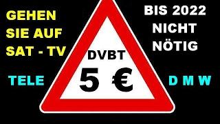 DVB -T2 HD Freenet -  Es geht auch bis 2022 kostenlos weiter !!!