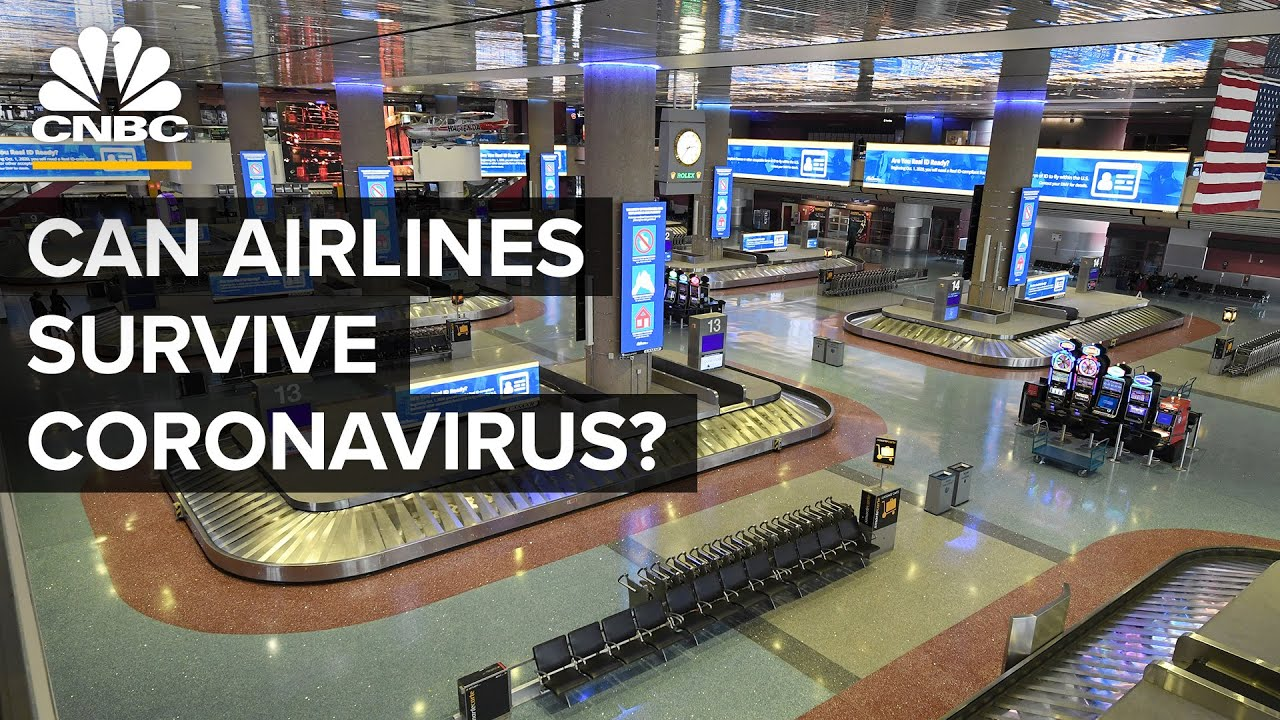 Can Major U.S. Airlines Survive The Coronavirus Outbreak?