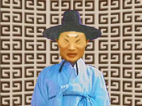 CA2-3 Hanbok Is No Related To Kimono