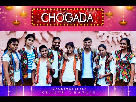 Chogada Tara | Loveratri | Dance | Chintu Charlie Choreography | Garba 2018 | lncc