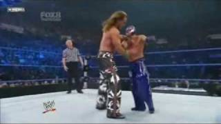 Video Shawn Michaels vs Rey Mysterio Part2 download MP3, 3GP, MP4, WEBM, AVI, FLV November 2017