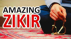 This ZIKIR Dhikr Will Give You Peace, Strength , Energy & Remove All Anxiety  ᴴᴰ