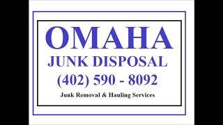 Entertainment Center Removal In Omaha NE | Omaha Junk Disposal