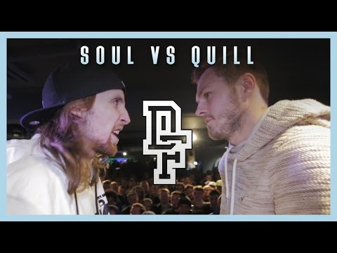 SOUL VS QUILL | Don't Flop X Crep Protect Rap Battle