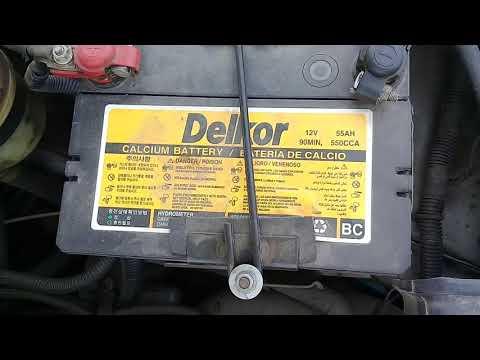 Аккумулятор Delkor продолжает работать 12ый год - Смотреть видео без ограничений