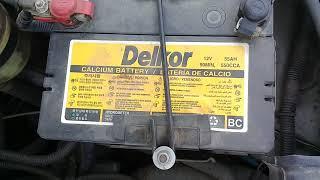 Аккумулятор Delkor продолжает работать 12ый год